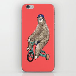 Haters Gonna Hate Sloth iPhone Skin