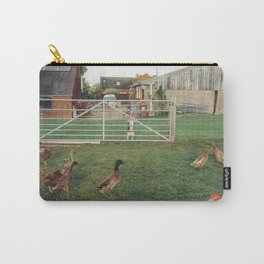 English Farm Carry-All Pouch