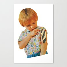 The Kids Are Infected (02 of 02). Canvas Print