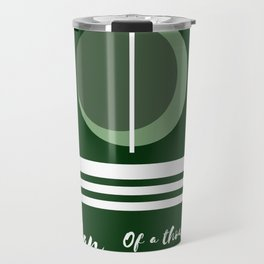 The man of a thousand voices Travel Mug