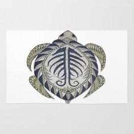 Sea Turtle cutout Rug