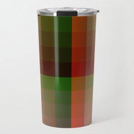 Color harmony ...red , green Travel Mug