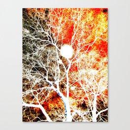 synapse Canvas Print