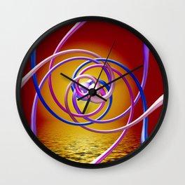 012717 Wall Clock