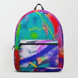 Crazy Graffiti  Backpack