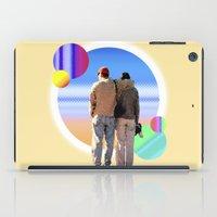 melissa smith iPad Cases featuring Melissa & Ernie by MCDiBiase