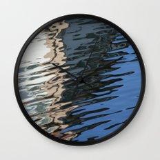 Water surface (5) Wall Clock