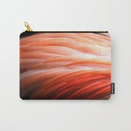 Flamin' Flamingo Carry-All Pouch