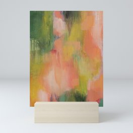 Homegrown Abstract Mini Art Print