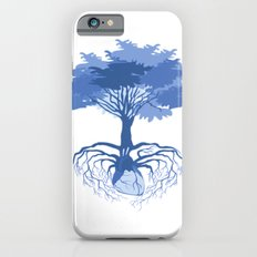 Heart Tree - Blue Slim Case iPhone 6s