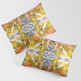 Marigold Photographic Pattern #1 Pillow Sham