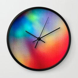 BLUR / iris Wall Clock