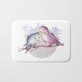 Little Parrots Bath Mat