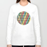 striped Long Sleeve T-shirts featuring Striped by Find a Gift Now