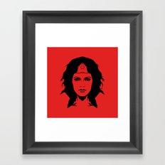 Wondering Revolution Framed Art Print