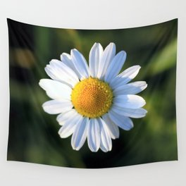 Chamomile flower Wall Tapestry