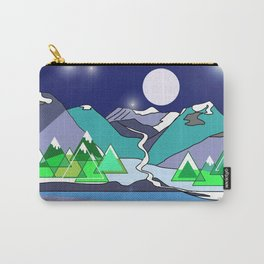 Wanderlust 3 Carry-All Pouch