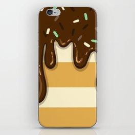 Chocolate Yum Yum iPhone Skin