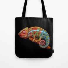 Chameleon 3 Tote Bag