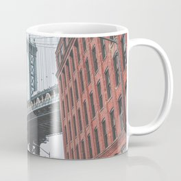 Dumbo Brooklyn New York City Coffee Mug