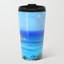 Lost In Paradise Travel Mug