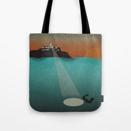 Filligar - Du Nord - San Francisco Tote Bag