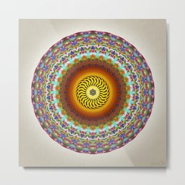 Tribe of the earth Metal Print