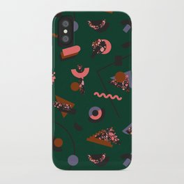 When you're in outer space iPhone Case