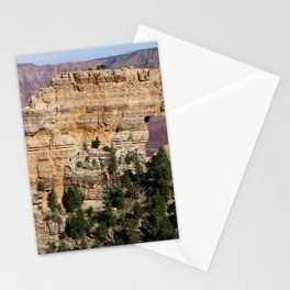 Angel's Window At Cape Royal Grand Canyon Stationery Cards