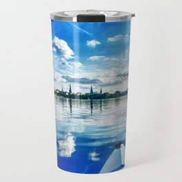 Hamburg Meine Perle Travel Mug