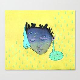 STRESSOLVE Canvas Print
