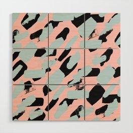 Pattern 615 Wood Wall Art