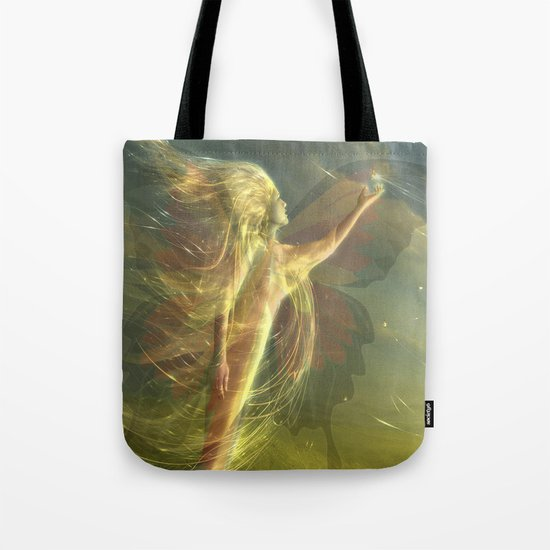 buterfly Tote Bag