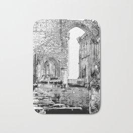 Furness Abbey Details Bath Mat