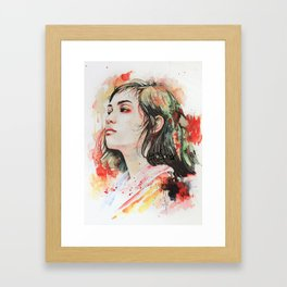 Kiko Framed Art Print