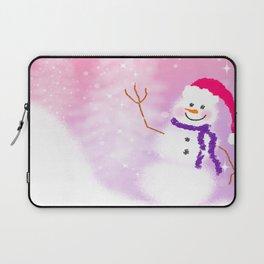 Winter Magic Laptop Sleeve