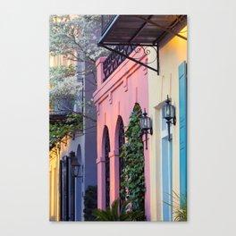 East Bay Street 1 Canvas Print