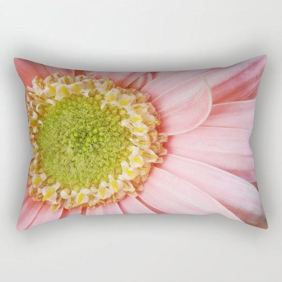 Flower #4 Rectangular Pillow
