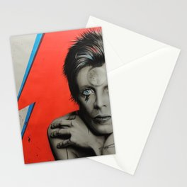 'Bolt of Bowie' Stationery Cards