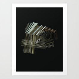 Interstellar Kunstdrucke