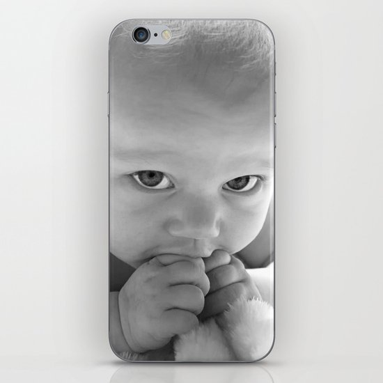 bebe iPhone & iPod Skin