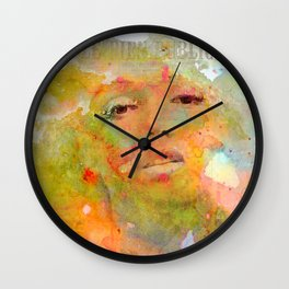 Norma Jeane Wall Clock
