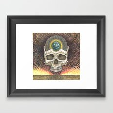 COTIDAL Constellations Framed Art Print