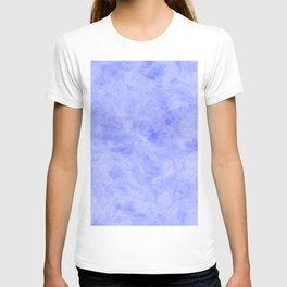 Grunge lavender sky T-shirt