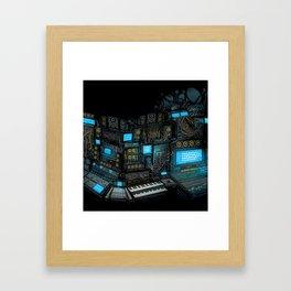Parallel Thought - Art of Sound album cover artwork Framed Art Print