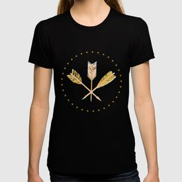 aztec arrows T-shirt
