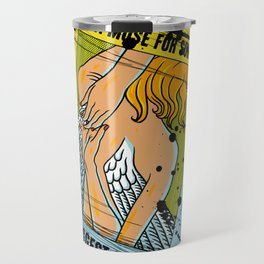 The biggest Battle is the one inside you (Color) Travel Mug