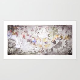esterno autunnale Art Print