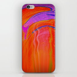 Trippy Painting iPhone Skin