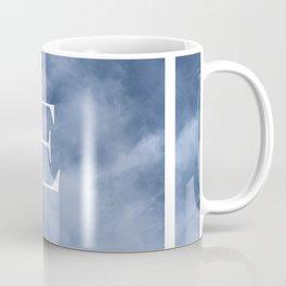 E in the clouds Coffee Mug